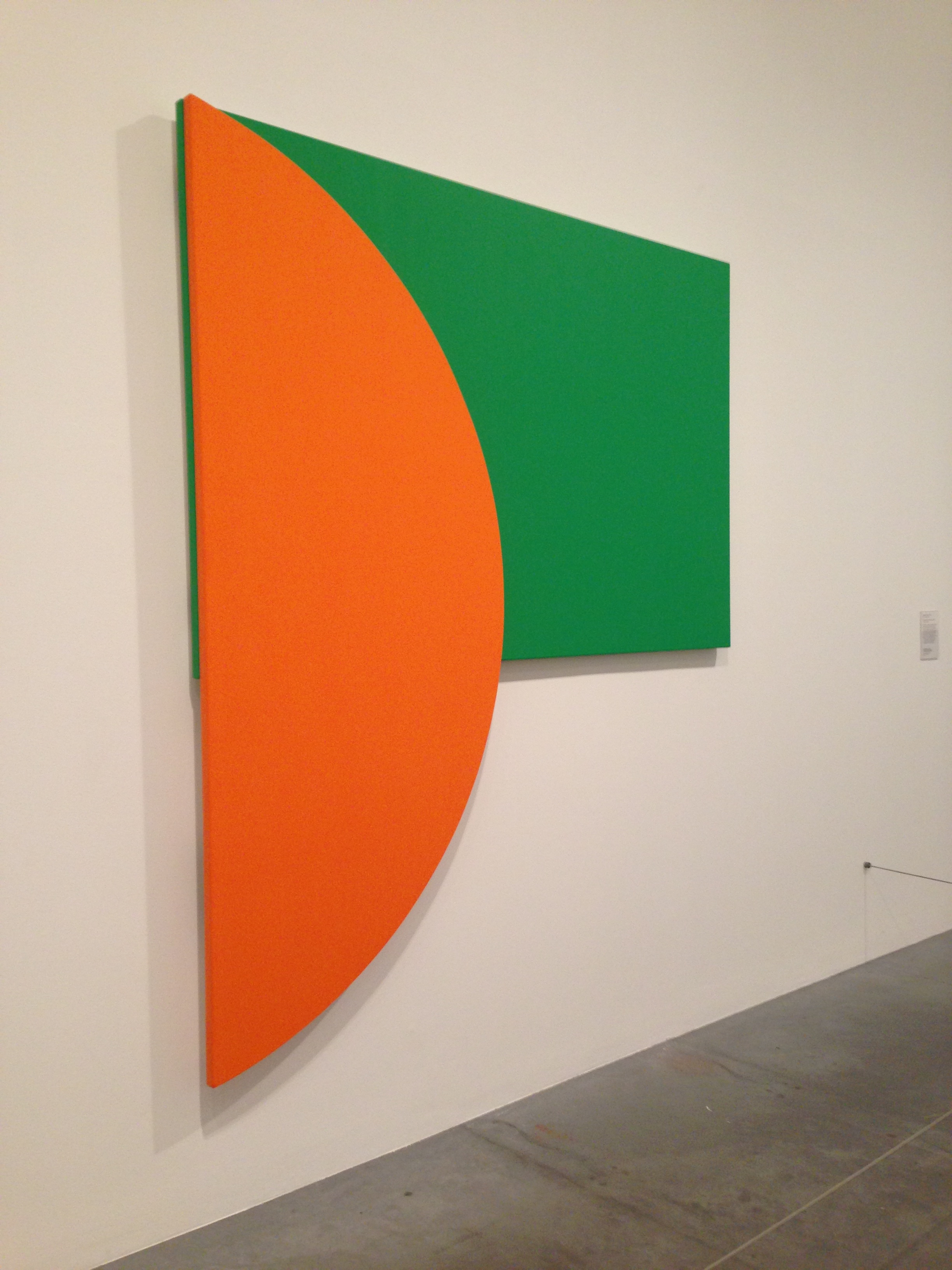 What s new at tate modern london culturehe art s for Art minimal facebook